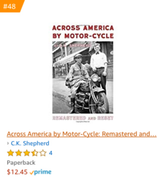 #48 Across America by Motor-Cycle