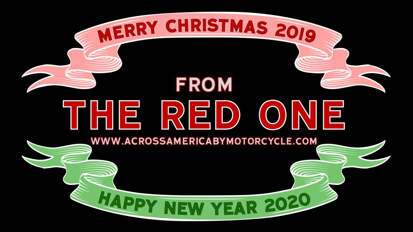 Merry Christmas 2019 - Happy New Year 2020